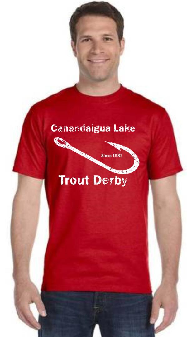 Canandaigua Lake Trout Derby T-Shirt